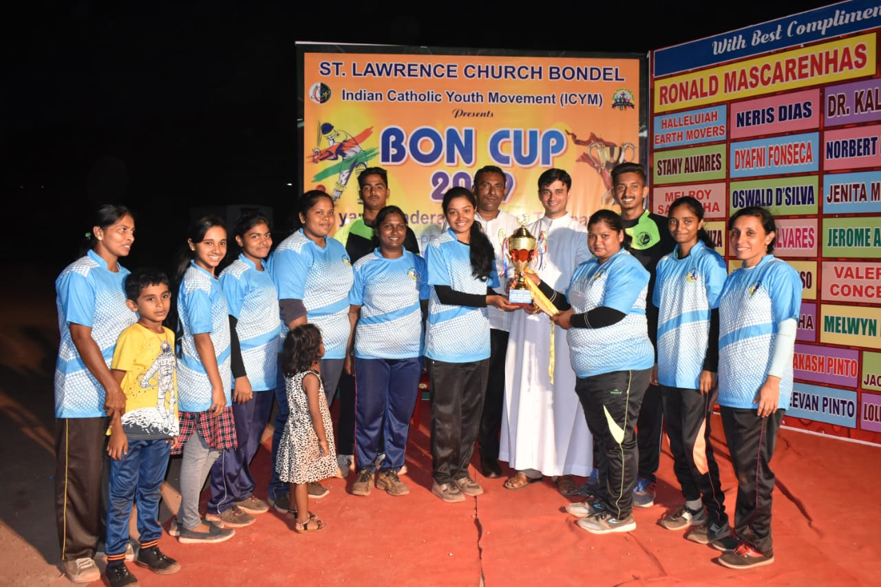 Angelore team wins Bon Cup 2019